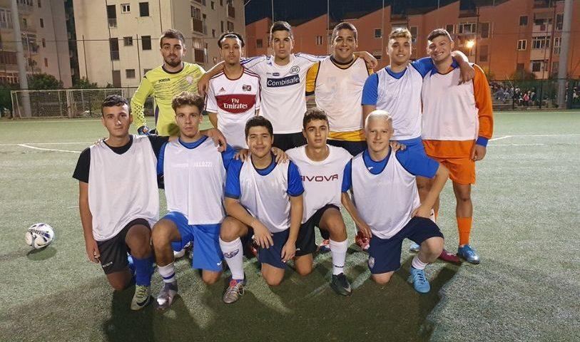 Salerno Guiscards: test in famiglia per il team calcio, i senior si impongono per 4-1 contro la Juniores