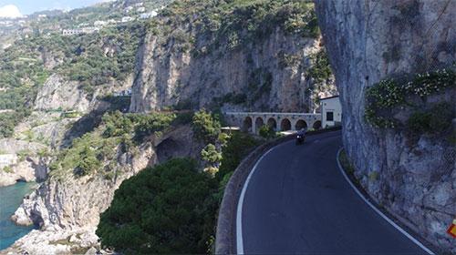 Maiori: riaperta la statale 163 Amalfitana