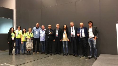 Un gruppo di imprese salernitane vince il Premio Nazionale TOP of THE PID alla Maker Faire European Edition