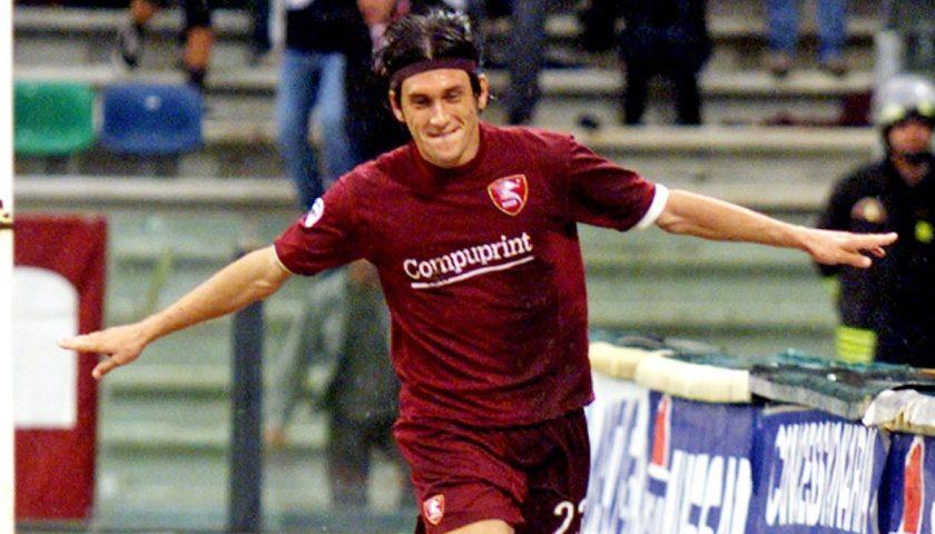 Nuova vita e gol al debutto a 42 anni: le magie dell'ex granata Ighli Vannucchi non finiscono mai