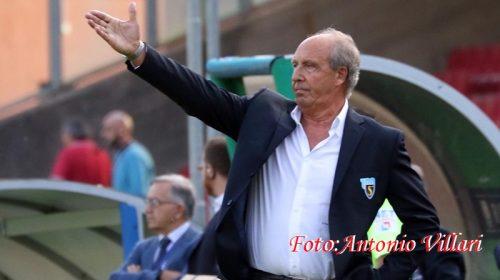 """Salernitana, Ventura: """"Verifica importante, dobbiamo giocare per vincere"""""""
