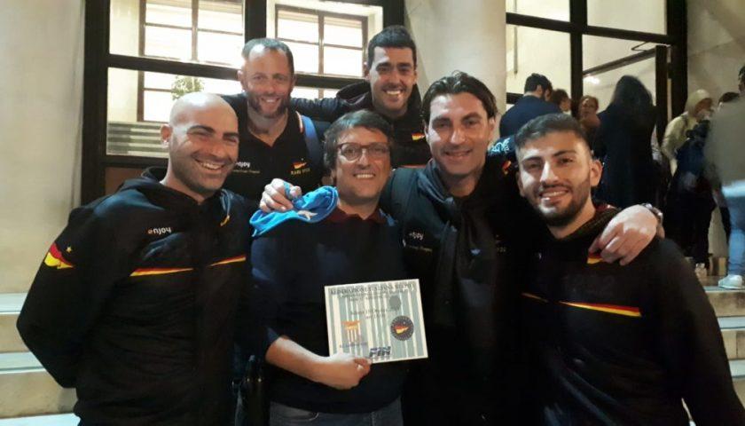 La Rari Nantes Salerno espugna Roma e guadagna i primi 3 punti in classifica