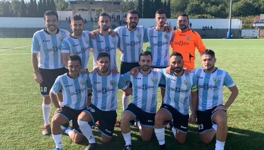 Inizia con una vittoria il campionato della Folgore, San Marco Agropoli ko