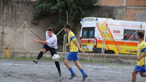 Juniores: Netta sconfitta per la Battipagliese a Giffoni Sei Casali