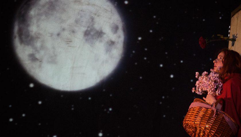"""Stagione YOUNG: """"Cappuccetto Rosso"""" di Michelangelo Campanale al teatro Ghirelli di Salerno"""