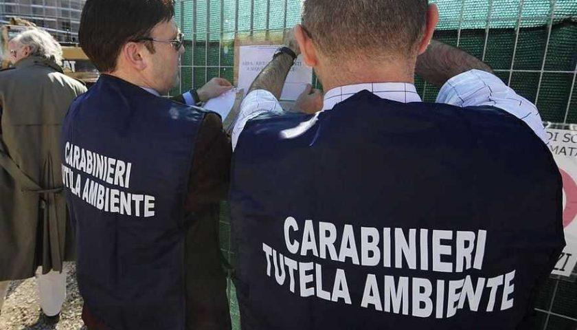 Scafati: stabilimento di conserve scarica illegalmente acque reflue, denunciato a piede libero il rappresentante legale