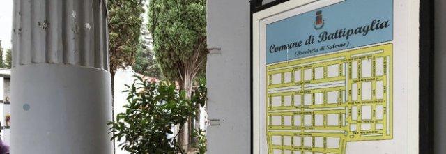 Cimitero, pizzo per la sepoltura: indagati tre dipendenti comunali a Battipaglia