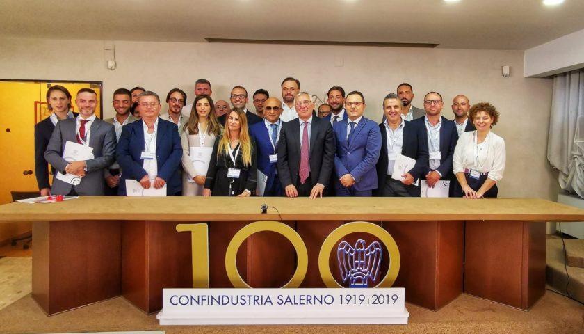 """Il Gal """"Terra E' Vita"""" nuovo socio di Confindustria Salerno"""