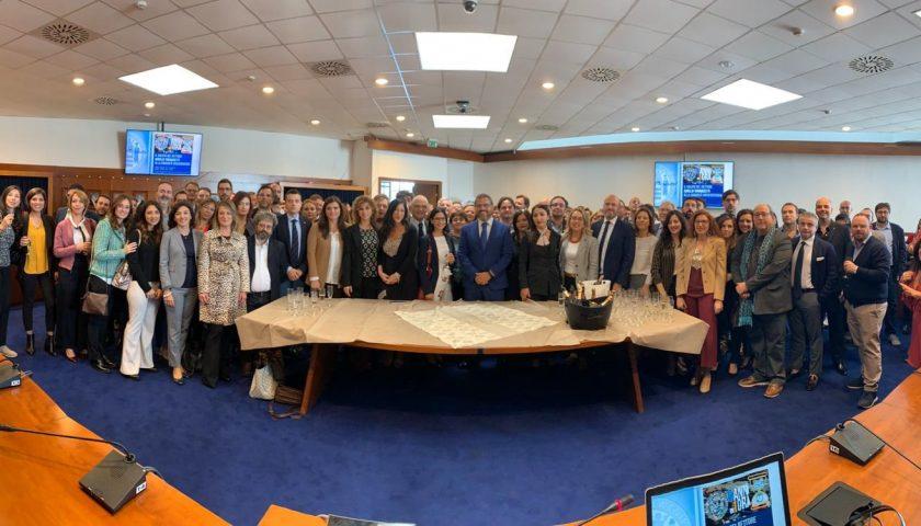 #UnisaCresce: stamani la cerimonia di benvenuto ai nuovi assunti dell'Università di Salerno