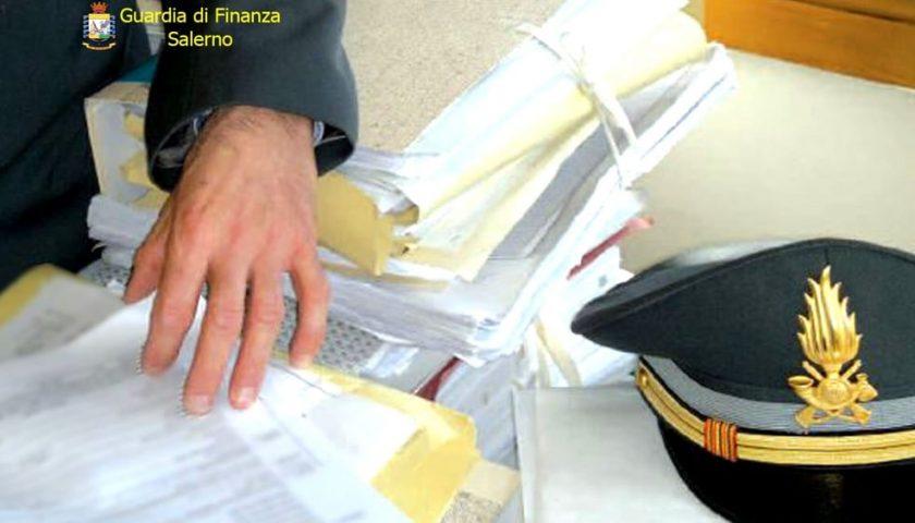 Fatture per operazioni inesistenti, sequestro di 500mila euro