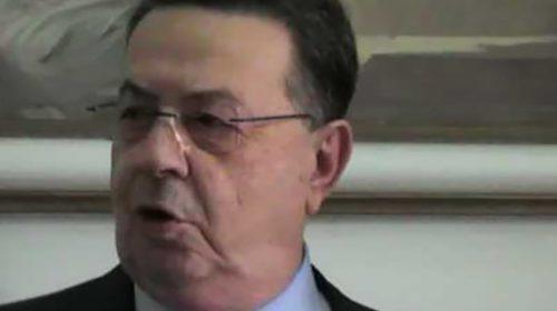 Giffoni Sei Casali, una piazza a Sieti per onorare l'avvocato penalista e presidente granata Peppino Tedesco