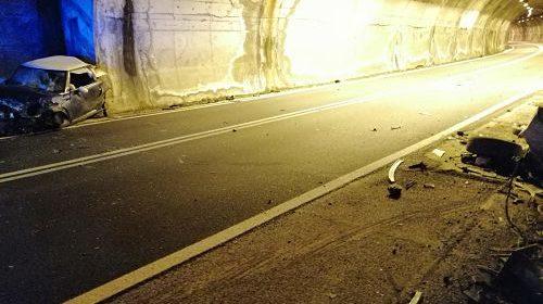 Grave incidente lungo la Cilentana, donna in gravi condizioni
