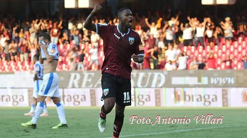 Salernitana, Lamin Jallow al Vicenza a titolo definitivo