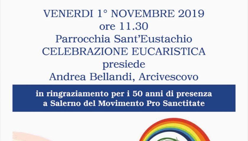 50 anni di Movimento Pro Sanctitate, Venerdì solenne celebrazione con l'Arcivescovo Bellandi