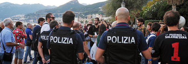 Tafferugli al corteo anti-Lega, nei guai dodici contromanifestanti