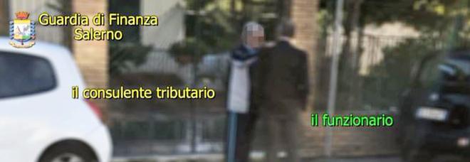 Tangenti e sentenze alla Commissione Tributaria Regionale, il giudice Mauriello ai domiciliari. «No all'arresto per Pagano»