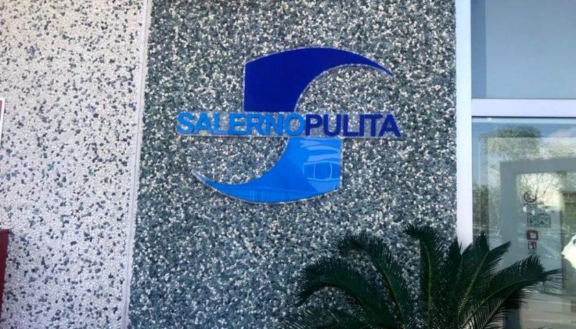 Salerno Pulita, servizi straordinari in occasione di Luci d'Artista