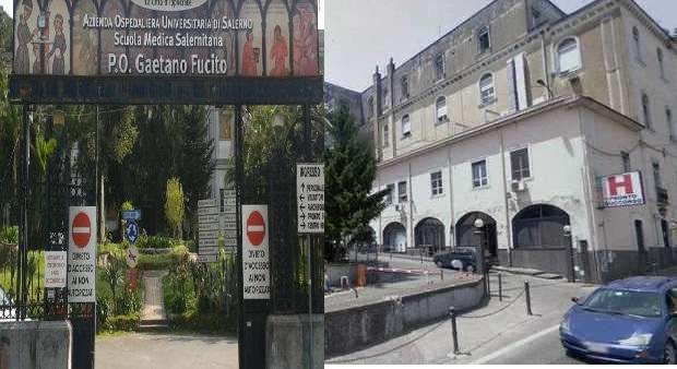 """Apertura nuovo pronto soccorso dell'Ospedale """"Gaetano Fucito"""" di Mercato San Severino"""