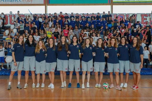P2P Smilers, è l'ora del debutto: domenica contro Ravenna ingresso libero al palazzetto dello sport di Sant'Antonio di Pontecagnano
