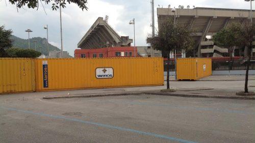 Salernitana – Perugia: Niente container ma metro, strade e negozi chiusi