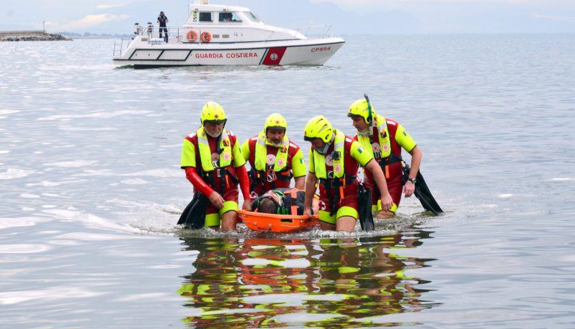 EmerCampania 2019 anche a Salerno: domani alla spiaggia di S. Teresa la simulazione di un incidente aereo da parte della Croce Rossa Italiana