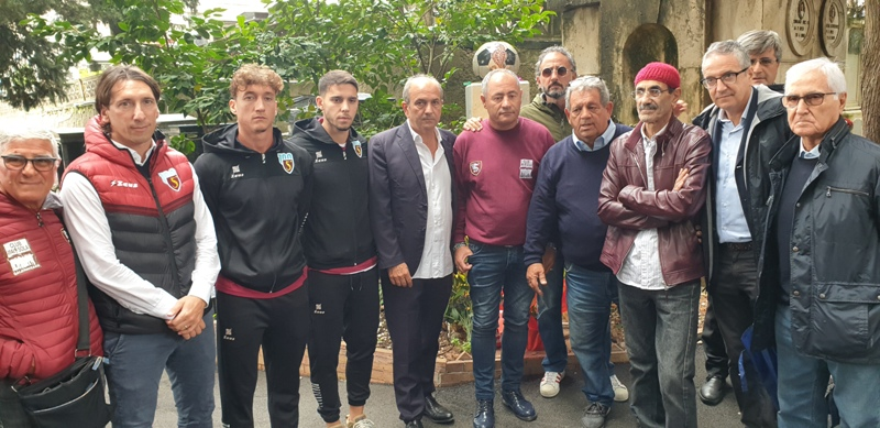 Il Salerno Club 2010 e la Salernitana commemorano i quattro ragazzi del treno maledetto
