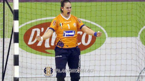 """Jomi Salerno, Elisa Ferrari: """"Andiamo a Mestrino con la voglia di dimostrare il nostro valore"""""""