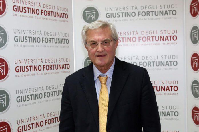 Università Giustino Fortunato, il salernitano Pino Acocella è il nuovo Rettore