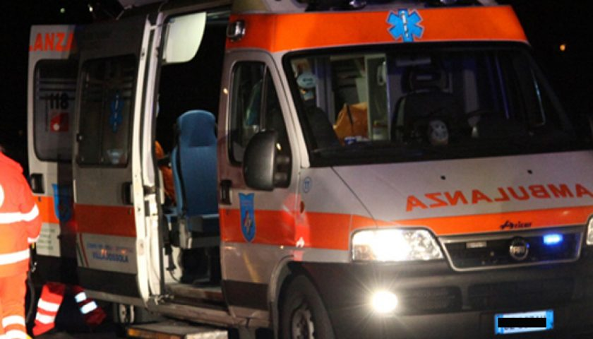 Incidente a Palinuro, feriti tre giovani