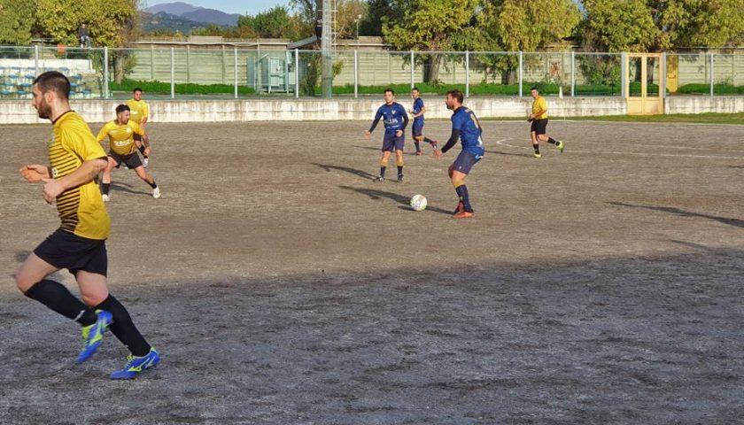 Polisportiva Salerno Guicards, il team calcio ottiene un pareggio in rimonta sul campo dell'Asad Pegaso