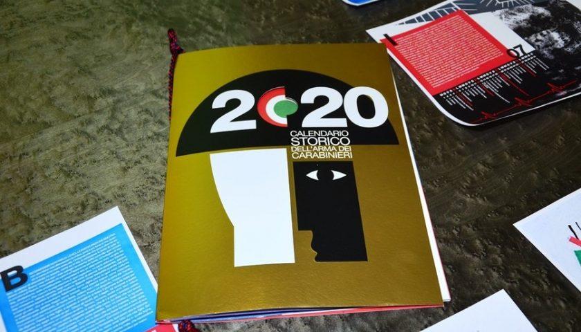 L'eroismo quotidiano dei Carabinieri nel calendario storico edizione 2020