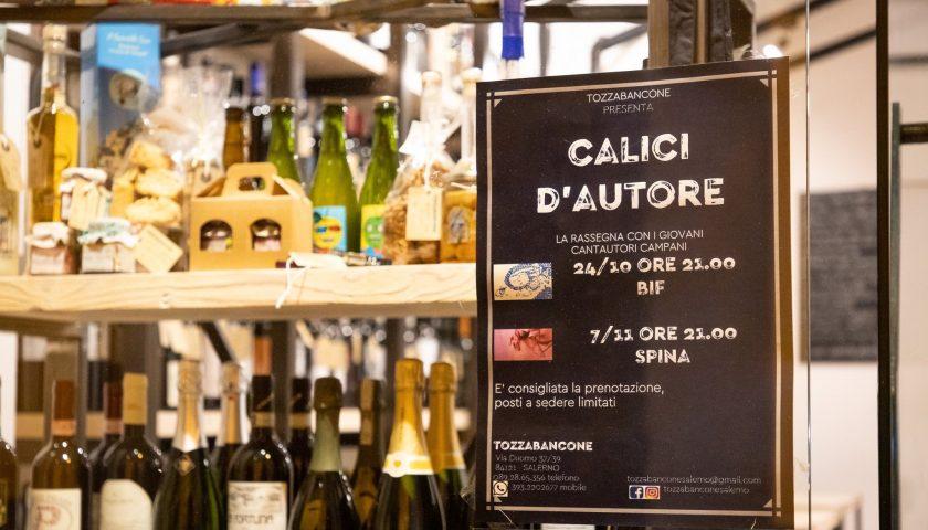 """RITORNA LA RASSEGNA """"CALICI D'AUTORE"""" NEL CENTRO STORICO DI SALERNO"""