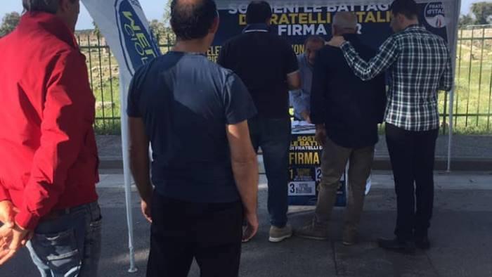 Capaccio/Paestum, Franco Sica nuovo portavoce di Fratelli d'Italia