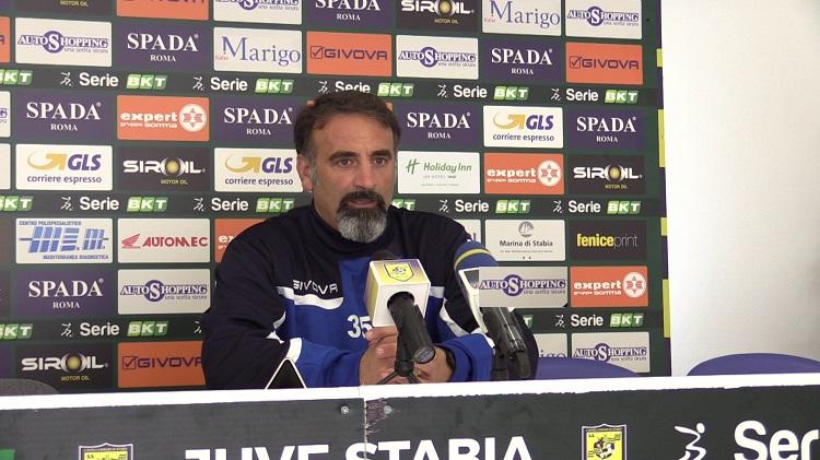 """Juve Stabia – Salernitana, il derby speciale di Ciro Ferrara: """"Emozioni particolari"""""""