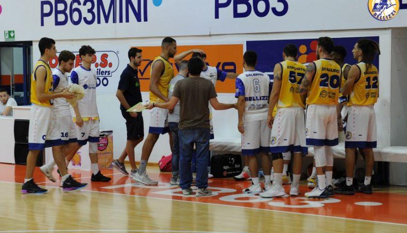 Recupero 3° giornata: Basket Bellizzi fa visita a Catanzaro