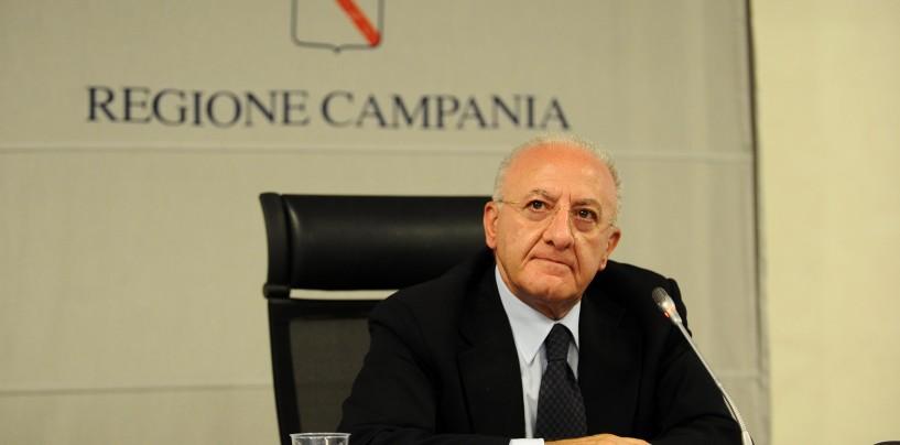 """Posti occupati in ospedale, De Luca contro i furbetti delle terapie intensive: """"Contro di loro saremo durissimi"""""""