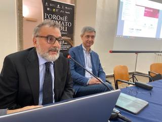 """L'ORO SI È FERMATO A EBOLI"""", seminario di Gemmologia per gli studenti salernitani"""