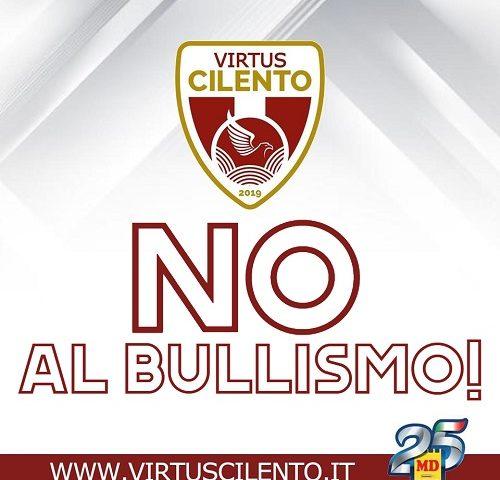 """La Virtus Cilento dice """"No al bullismo"""""""