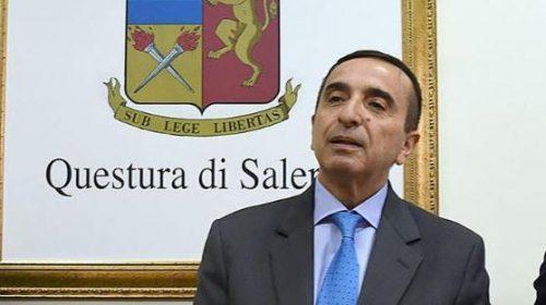 Truffe agli anziani, 4 divieti di ritorno a Salerno emessi dal questore Ficarra. Sei avvisi orali per spacciatori salernitani