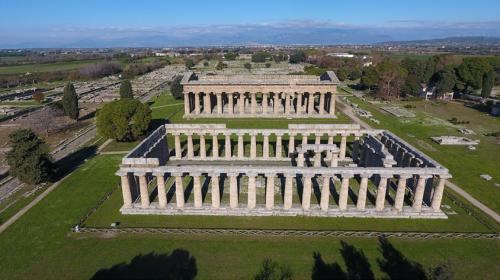 Da venerdì è online la nuova app gratuita del Parco Archeologico di Paestum