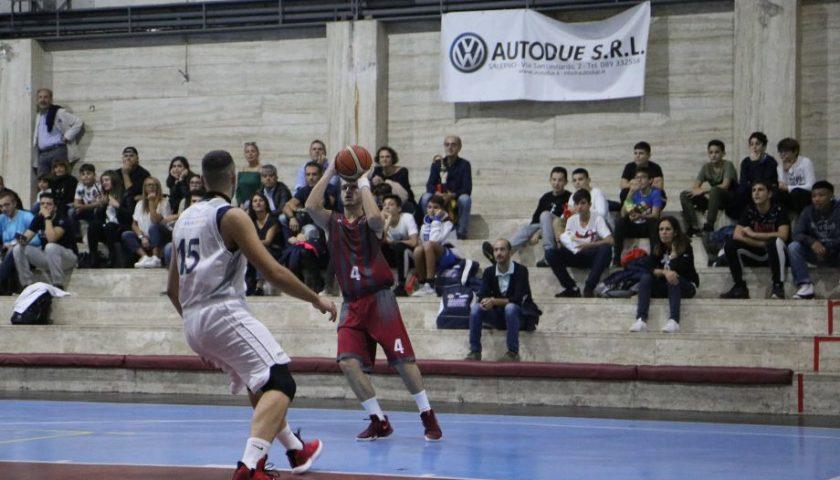 La Hippo Basket Salerno rialza subito la testa e si aggiudica la sfida con la Cestistica Sarnese