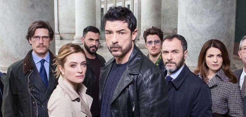 """L'ospedale di Sarno diventa set cinematografico con """"I Bastardi di Pizzofalcone"""""""