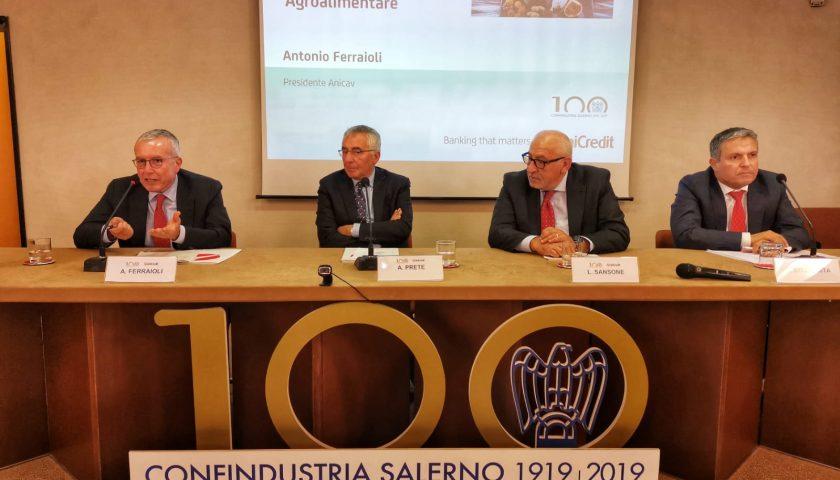 UniCredit e Confindustria Salerno: insieme per accompagnare le imprese agroalimentari sui mercati internazionali