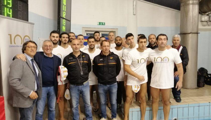 Vittoria al cardiopalma per la Rari Nantes Salerno