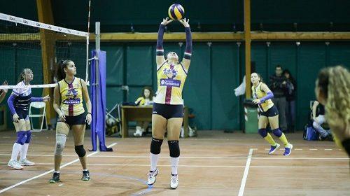 Il Volley Bellizzi cala il tris, punteggio pieno e primato per le ragazze di coach Meneghetti