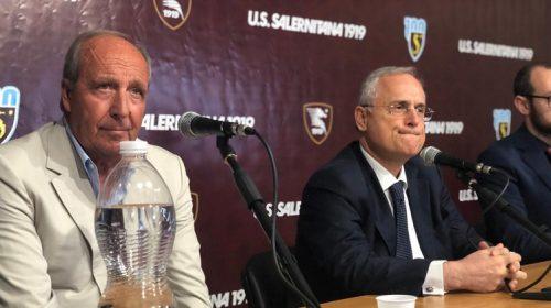 Lazio, ecco il fantastico mondo di Claudio Lotito… e la Salernitana???
