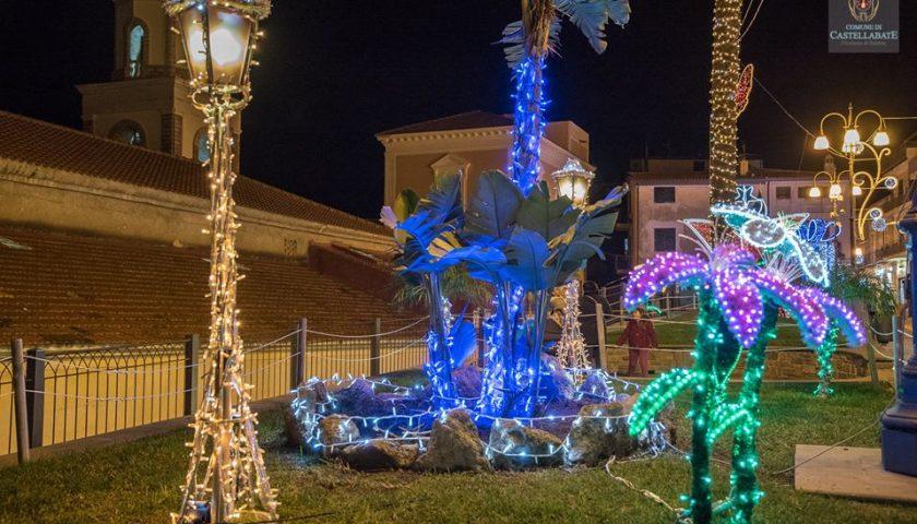 Castellabate: domani l'inaugurazione delle luminarie natalizie
