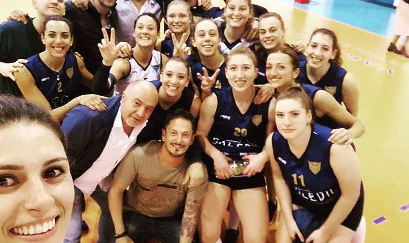 Saledil Guiscards, vittoria in rimonta in casa del Vesuvio Oplonti