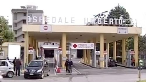 """Ostetrica positiva a Nocera, """"bloccati"""" i parti. Sospetti su altre 2 infermiere"""
