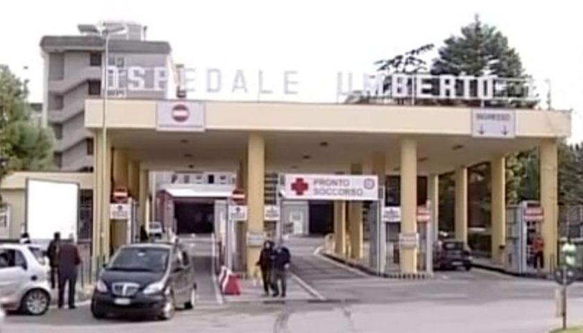 Ospedale Umberto I, negativi tutti i tamponi per il personale del Pronto Soccorso